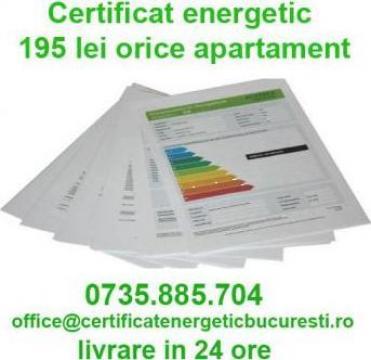 Certificat energetic de la Ciel Technology Concept Srl