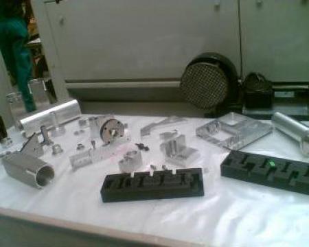 Prelucrari mecanice CNC - Lavorazione meccanica CNC de la TF Service Impex Srl