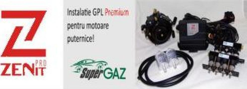 Instalatii Gpl de la Supergaz Fuel System