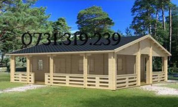 Casa de lemn 90 mp ramnicu valcea case de lemn id for Case din lemn pret 5000 euro