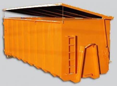 Container metalic Abroll, diverse modele si volume de la
