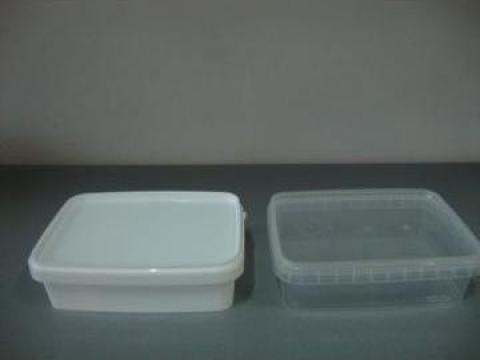 Ambalaje din plastic 0.250ml. dreptunghiular de la Iv Trading Ltd