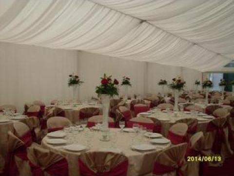 Inchiriere corturi modulare pentru diferite evenimente de la Ned-I Prodcom Expo Srl