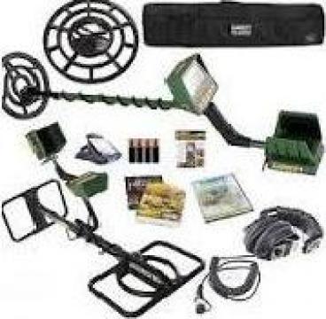 Detector metale Garret 2500 Pro Bagaje de la