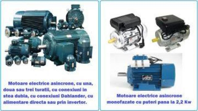 Bobinari, rebobinari, reparatii motoare electrice Timisoara de la Societate Cooperativa Progresul
