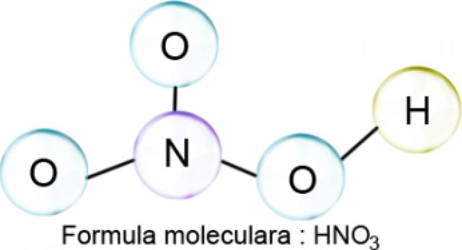 Acid azotic 52 % pa - 5litri