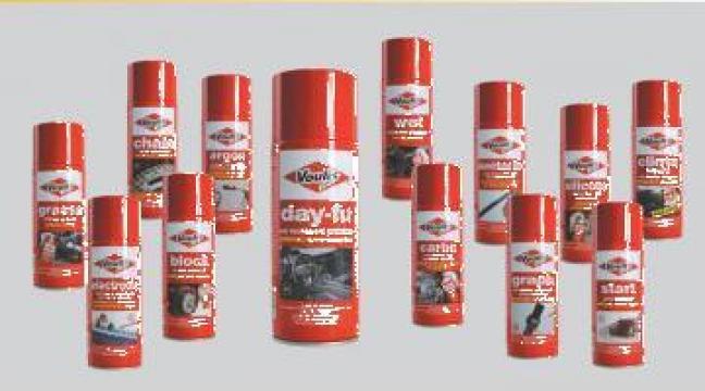 Spray tehnic auto de la Voulis Chemicals