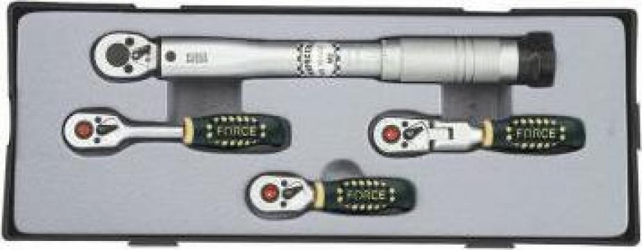 Set de chei cu clicket de la Fcc Turbo Srl