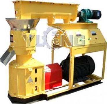 Masina peleti de la Ylong