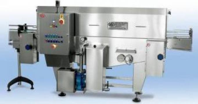 Masina de spalat automatica lineara 2000SS de la Damar Trading Srl.