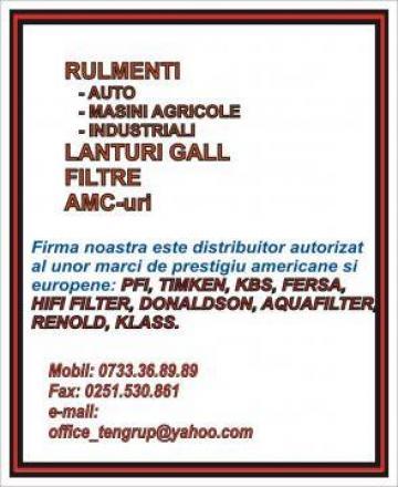 Rulmenti auto, masini agricole, industriali de la Team Ten Srl