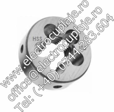 Filiera filet metric Fin DIN 223 STAS 1160/7