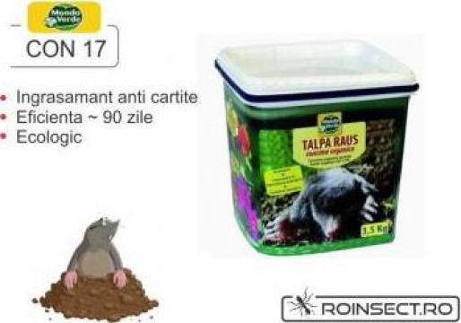 Ingrasamant organic anti cartite Con 17 de la Agan Trust Srl
