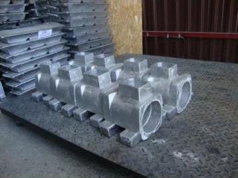Piese turnate aluminiu de la Turbonef S.r.l.