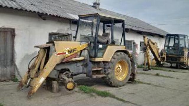 Piese dezmembrari buldoexcavator MF 750 1996