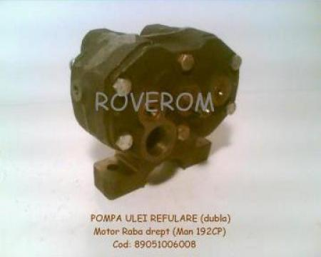 Pompa ulei aspiratie AG180, S1501, Autobuz RD, Ikarus de la Roverom Srl