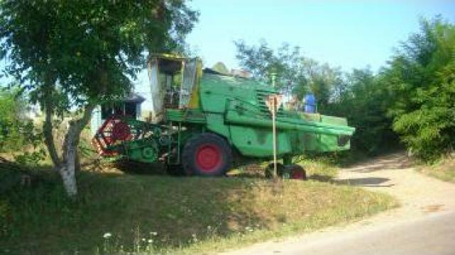 Combina agricola Claas Mercator de la