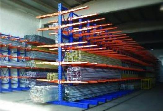 Raft pentru profile lungi Cantilever