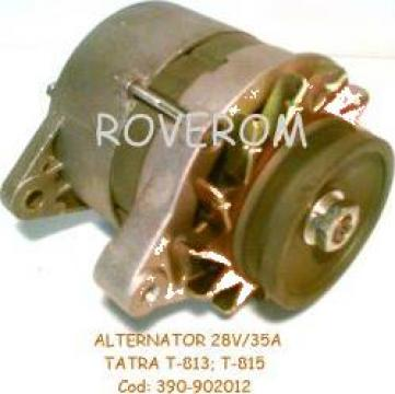 Alternator 28V/35A Tatra T-813; T-815