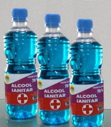 Alcool sanitar Luna 70% de la Axival