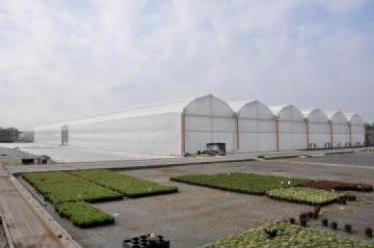 Sere modulare pentru legume de la Wert Mond Srl