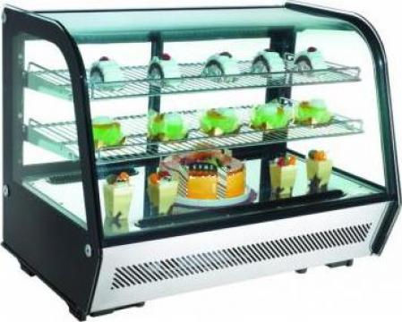 Vitrina frigorifica de banc RTW 160 cofetarie de la Romeuro Service