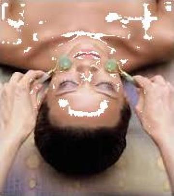Role din jad pentru masaj facial R27 de la Neng Tcm Srl