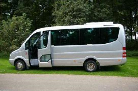 Transport Persoane Romania-Germania (la adresa) de la Yani Travel SRL