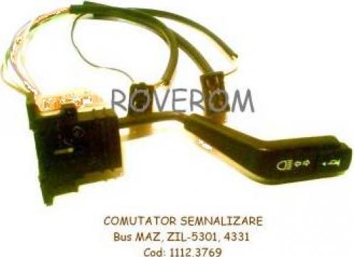 Comutator semnalizare bus MAZ-103, ZIL-4331, 5301 de la Roverom Srl