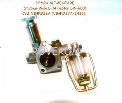 Pompa alimentare Stalowa-Wola L-34 (motor SW-680)