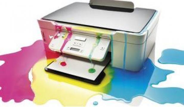 Reincarcare cartuse de imprimanta de la Nova Copy Srl