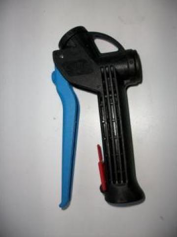 Pistol lance nebulizator