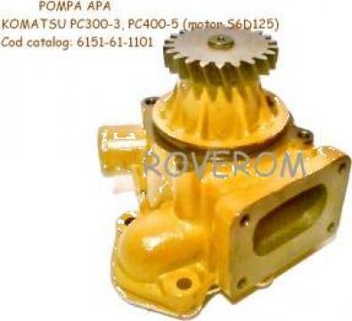 Pompa apa Komatsu S6D125 (Komatsu PC300-3, PC400-5)