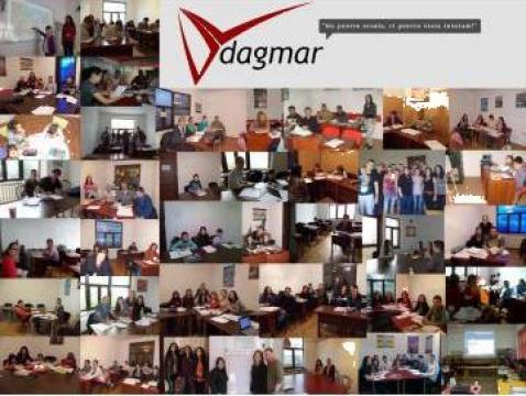 Curs limba germana adulti (+16 ani) Dagmar DV Craiova de la Sc Dagmar Dv Srl