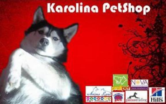 Mancare pentru animale Bucuresti de la Karolina Pet Shop