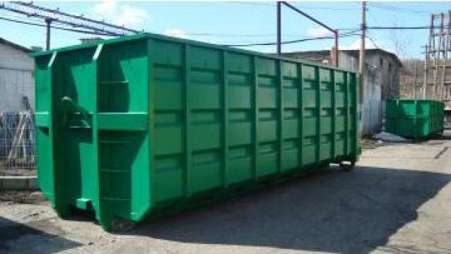 Container Abroll super ranforsat de la Electromec Sa