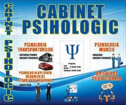 Aviz psihologic pentru angajare, permis de conducere de la Teodorescu Si Asociatii Scpp