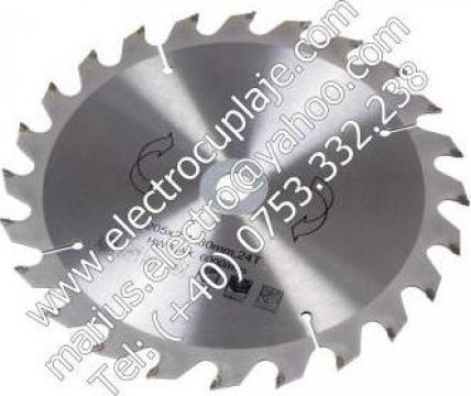 Panza circulara 250 x 30 mm 40Z de la Electrofrane