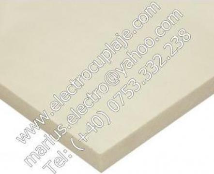 Placa poliamida 20 x 500 x 1000 mm