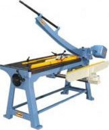 Foarfeca pentru tabla Raptor HTS 1300 de la Seta Machinery Supplier Srl