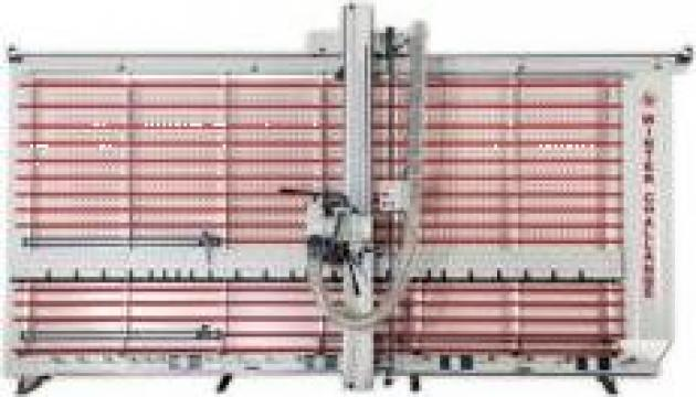 Circular de formatizat vertical Winter Challenge de la Seta Machinery Supplier Srl
