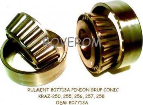 Rulment 807713D pinion grup conic Kraz-250, 255, 256, 257 de la Roverom Srl