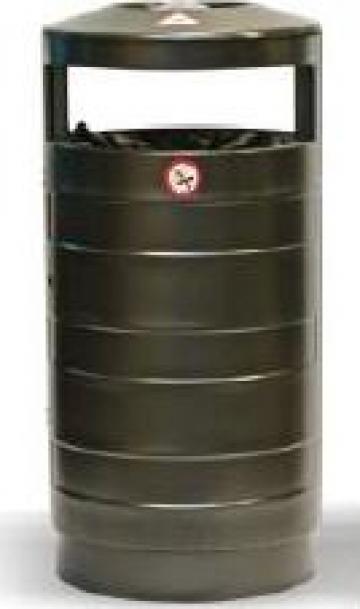 Cos de gunoi exterior DS 70 litri de la Eurostart Srl