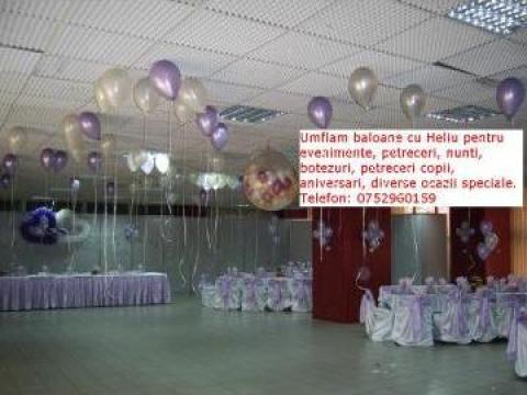 Baloane cu heliu in Iasi de la Active Body Srl