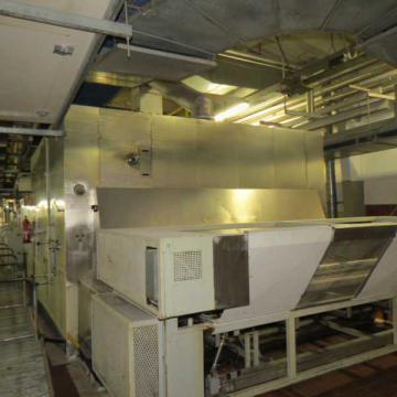 Linie industriala productie hamburgeri de la Backservice Gaux Gmbh