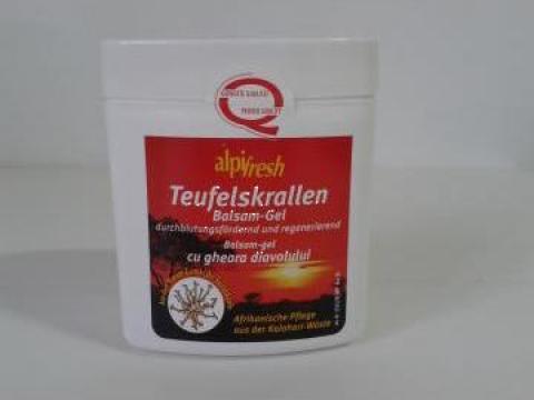 Balsam gel circulatie sanguina Alpifresh Gheara Diavolului