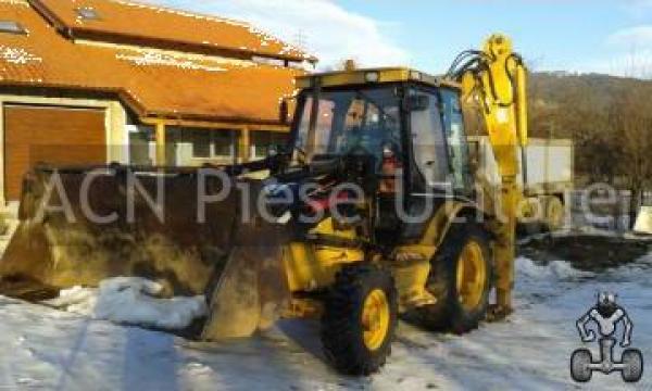 Inchiriere buldoexcavator in Piatra Neamt de la ACN Piese Utilaje