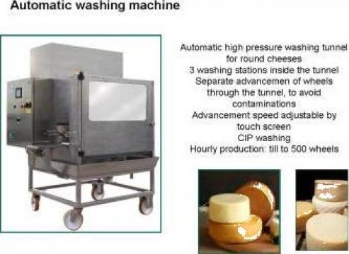 Masina automata pentru spalare branzeturi