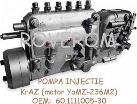 Pompa injectie KrAZ,  Maz, Ural (motor YaMZ-236M2)