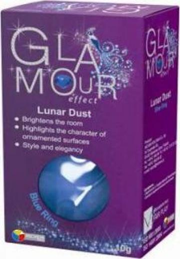 Solutie efect de finisaj decorativ perete Glamour Effect